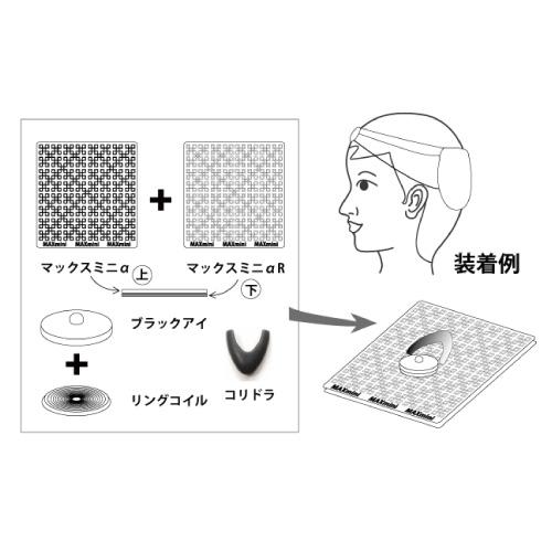 神の手マスク使い方