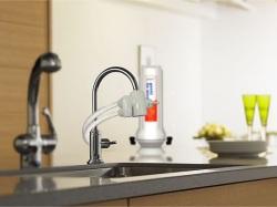 元気の水シンクタイプ使用例