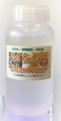 M&G クリーン ウォーター 500ml 濃縮液